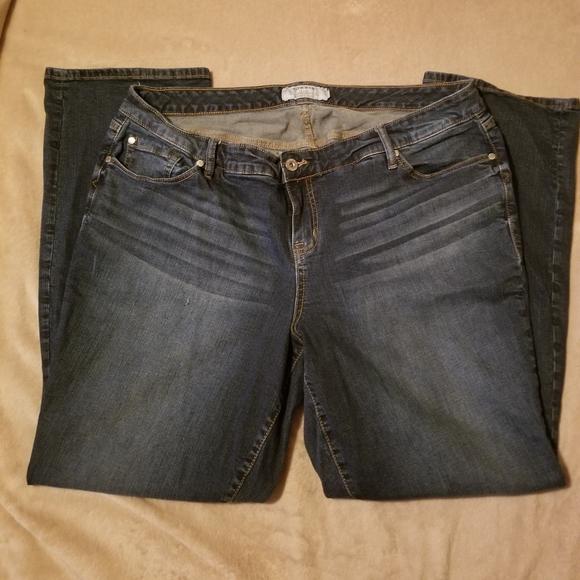 torrid Denim - Torrid jeans